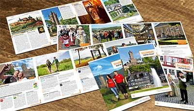 Stadt Dillenburg – Flyer Relaunch 2017